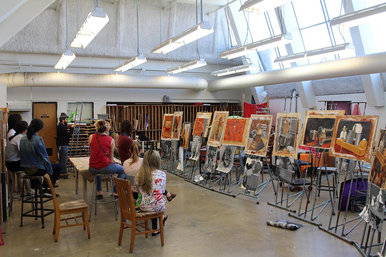 B S F A M In Studio Art Education Certificate