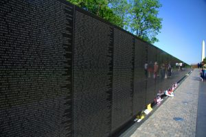 Vietnam Veterans Memorial by Maya Ying Lin