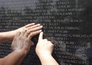 Vietnam Memorial byMaya Lin