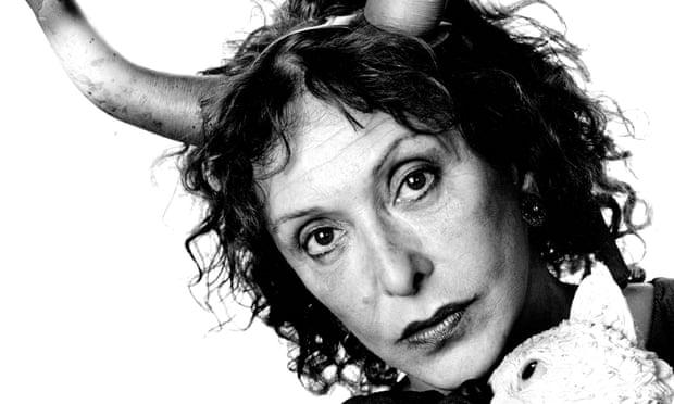 Portrait of artist Carolee Schneeman