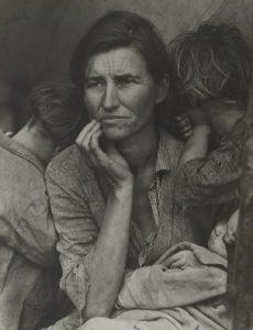 Migrant Mother, Nipomo, California by Dorothea Lange (American, 1895–1965)