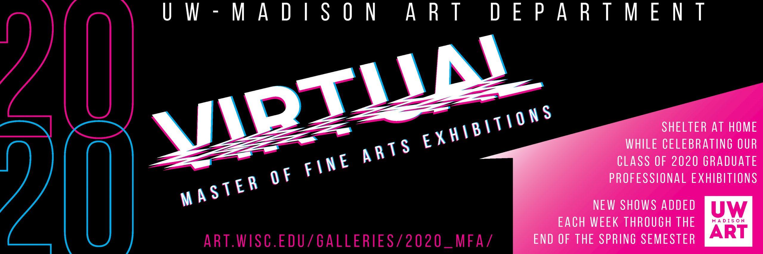 Virtual MFA Exhibition 2020
