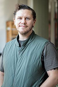 Photograph of Ian Schmidt.