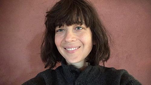 Photograph of Helen Hawley